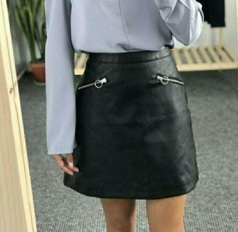 Кожаная юбка Primark