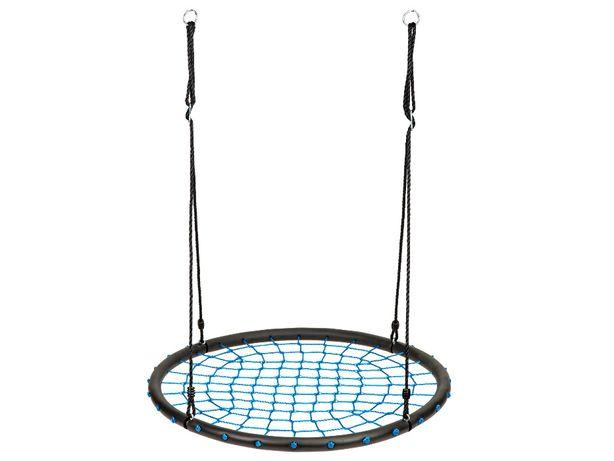 Huśtawka ogrodowa bocianie gniazdo pajęcza sieć ECOTOYS #MIR1001