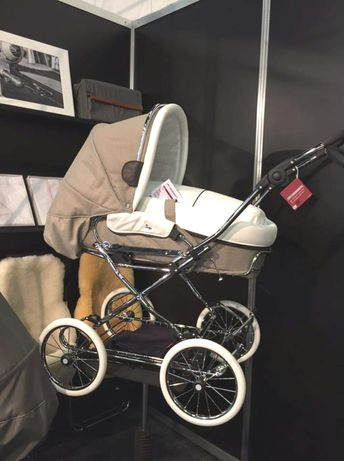 Роскошная Элитная коляска 2в1 Hesba Condor Coupe VIP(Cybex, bugaboo )