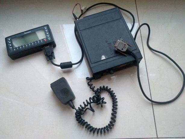 Radiostacja z terminalem Radmor.