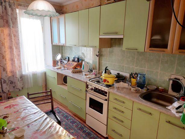 3-комнатная с ИНДИВИДУАЛЬНЫМ отоплением и мебелью
