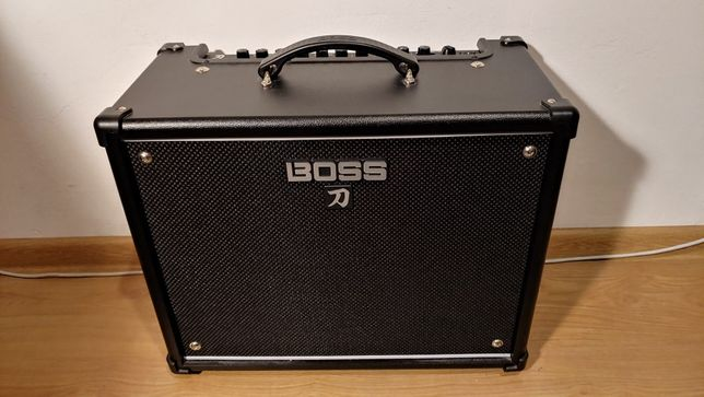 Wzmacniacz gitarowy Boss Katana 50 mk1