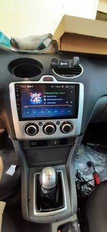 Ford Focus 2 3 2004 - 2011 radio tablet wyświetlacz android + carplay