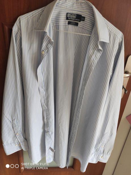 Koszula Polo Ralph Lauren kołnierzyk 42, XL