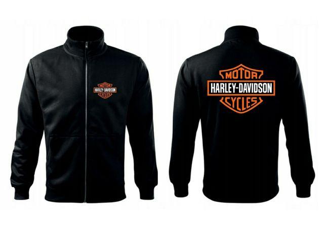 Bluza męska Harley rozm od S do 3XL