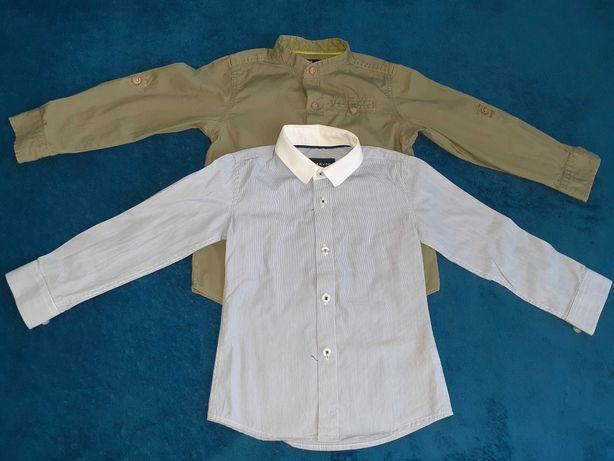 Koszule RESERVED 98cm 2 sztuki