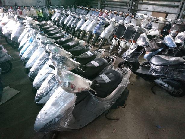 Японские мопеды, скутеры. Склад. Honda Dio, Хонда Дио 27.34.35.62.68