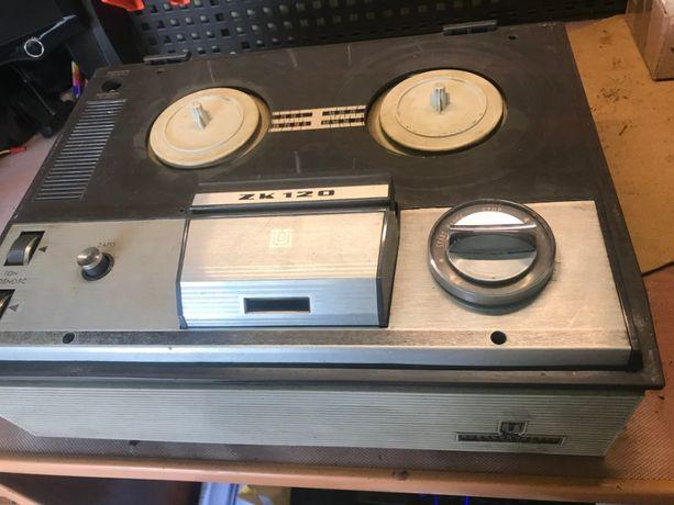 Sprzedam Magnetofon ZK 120 na części