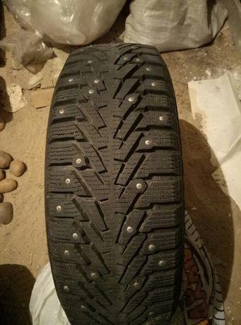 Зимові шиповані шини Amtel 185/65 R14 86 T (2 шт.)