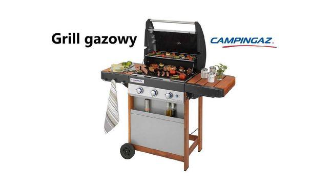 Grill gazowy Woody LX Seria 3 Campingaz NOWY