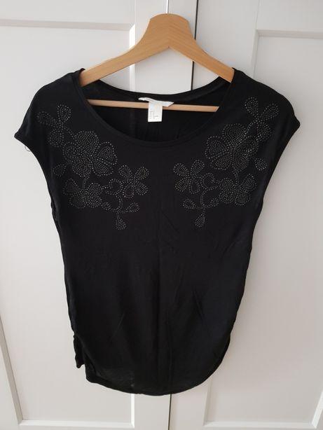 Bluzka, top, T-shirt ciążowy rozmiary S, h&m