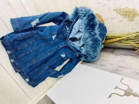 джинсовое пальто не меху