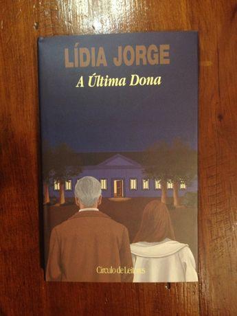 Lídia Jorge - A última dona