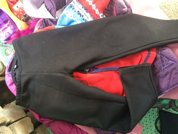Лосины куртка пальто