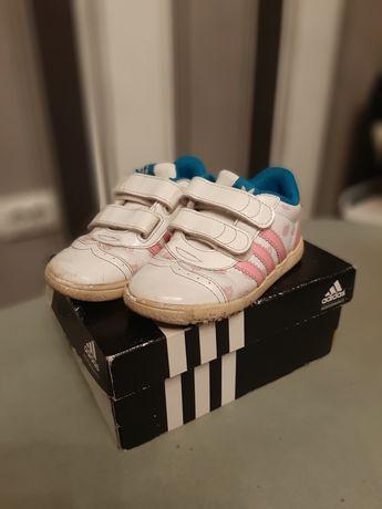 Кроссовки Адидас Adidas (оригинал) для девочки 22р.