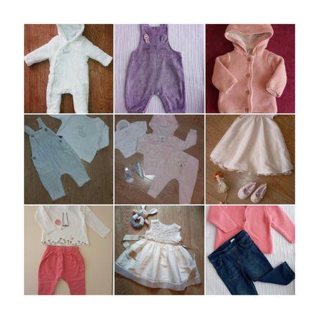 Брендовая одежда для девочки 3 - 12 месяцев