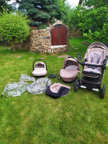 Baby design Lupo comfort  3 in 1