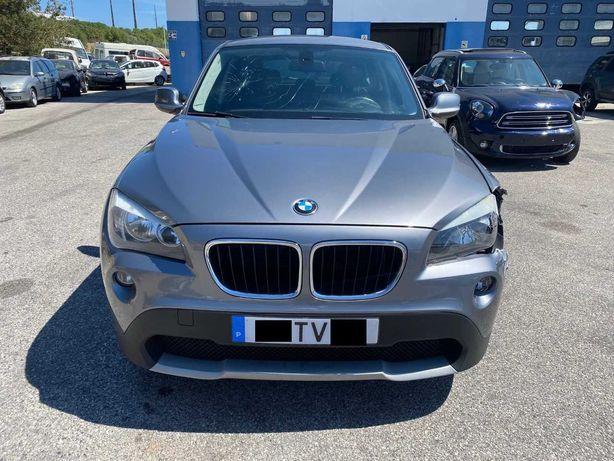 BMW X1 Sdrive 20d de 2012