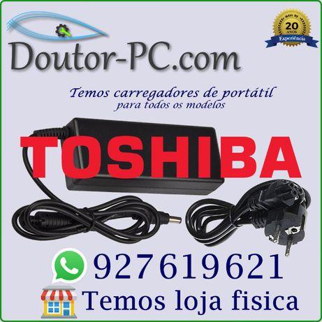 Carregador adaptador Portátil Toshiba potencias de bateria 65 90 E 120