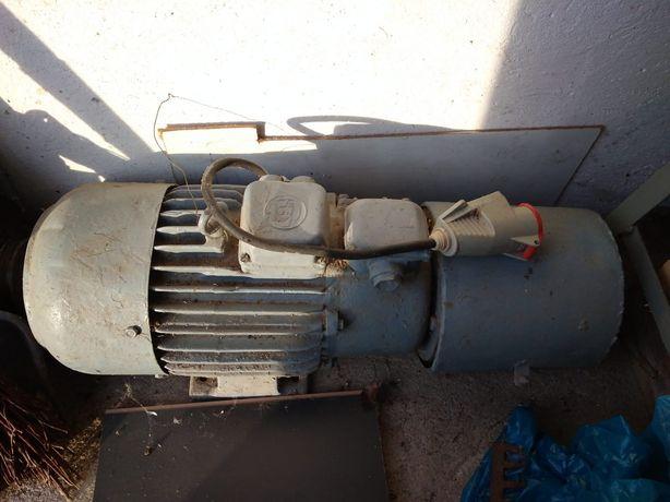 Silnik 3,5 kw wciągarka wyciągarka