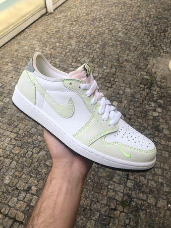 Air Jordan 1 Low OG Green