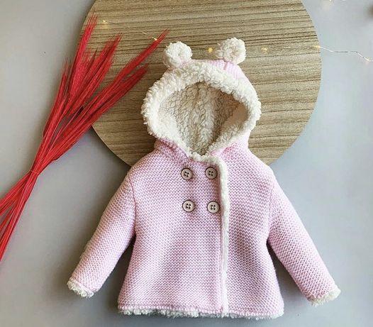 куртка шубка курточка пальто свитер пуховик для дівчинки