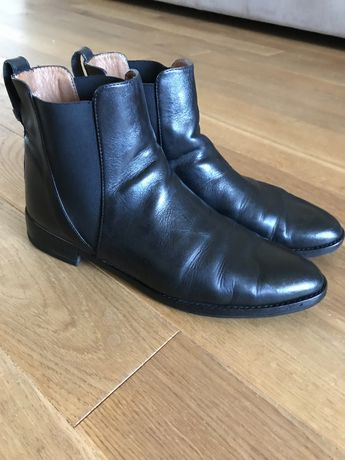 Ботинки Челси Massimo dutti