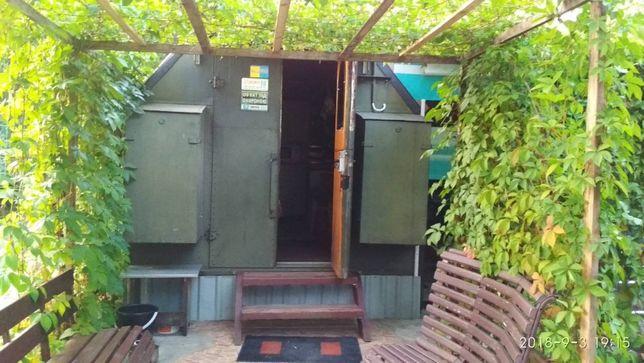 Продам дачный домик (кунг)