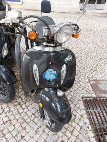 vendo scooter electrica