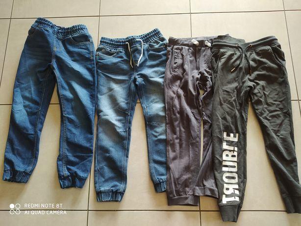 Spodnie 134-140