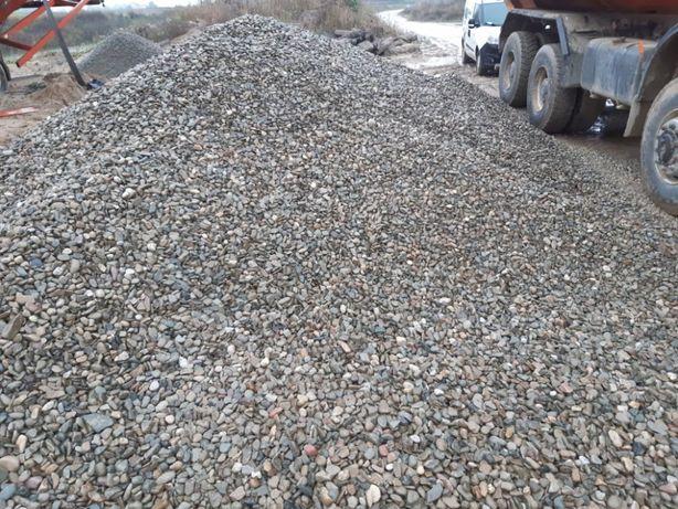 Kamień drenarski, otoczak, dreny, pod oczyszczalnie , żwir 18-32 mm