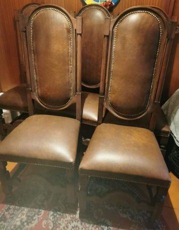 Cadeiras de sala estar/jantar