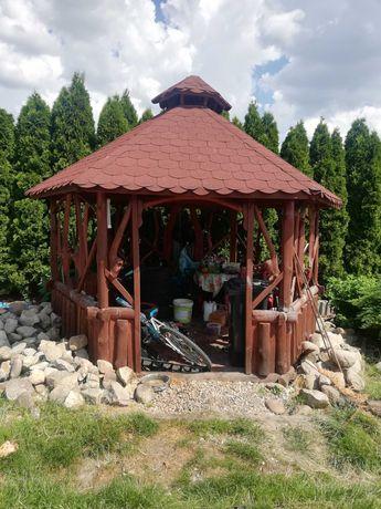 Altanka altana ogrodowa