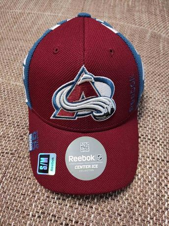 S/M Colorado Avalanche оригинальная кепка (бейсболка) NHL