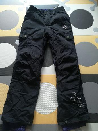 Spodnie narciarskie xs