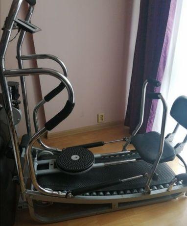 Urządzenie wielofunkcyjne bieżnia rower wioślarz twister Rehabilitacja