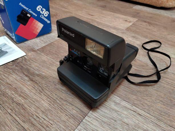 Фотоаппарат Polaroid 636 CloseUp полароид