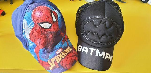 Czapka Spiderman Batman