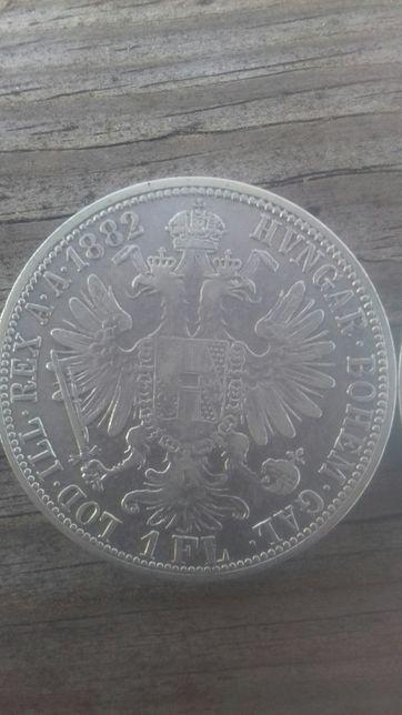 Флорін Форінт Австро-Угорщина Франц Йосиф Австрия Венгрия форинт