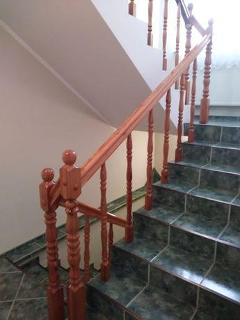 Poręcze i tralki (balustrada)