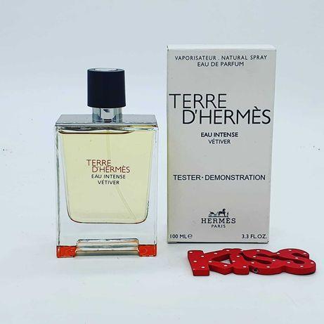 Hermes Terre d'Hermes Eau Intense Vetiver - Гермес Ветивер 100 ml