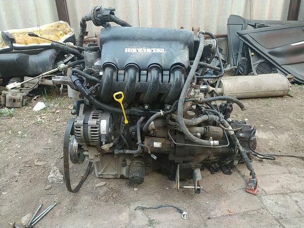 Двигатель мотор двигун Бад бид Byd f3 КПП сцепление форсунки катушка
