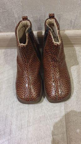 Сапожки ботинки осенние Balocchi