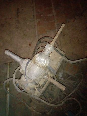 Электро дрель с трансформатором
