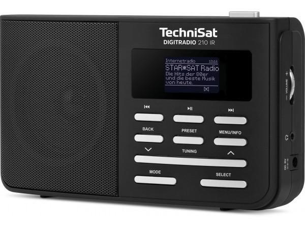 Technisat Digitradio 210 IR - radio NOWE FM/DAB+/Internet