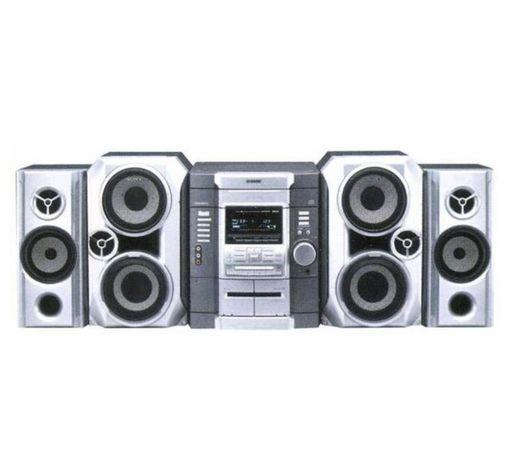 Продам музыкальный центр sony mhc-rg66
