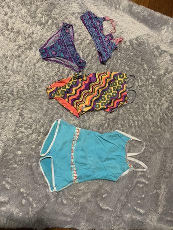 Kostiumy kąpielowe  na wzrost 146-160