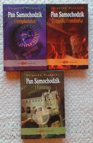 """""""Pan Samochodzik i ..."""" Zbigniew Nienacki"""