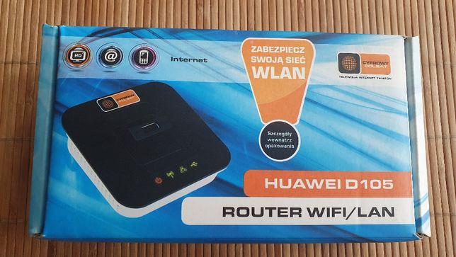 Router wifi/lan HUAWEI D105