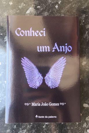 Vendo Livro Conheci Um Anjo como NOVO